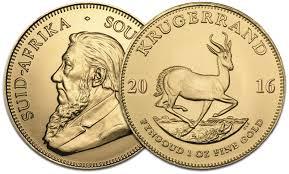 Zar Coins Vs Mandela Coins Vs Krugerrand Coins